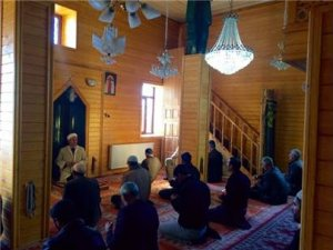 Yanlızçam Köyü Cami restore edilerek ibadete açıldı