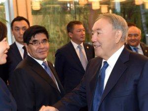 Kazakistan ve Çin arasında 10 milyar dolarlık anlaşma imzaladı