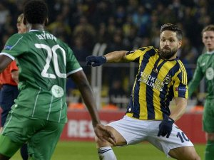 UEFA'dan Diego Ribas'a soruşturma