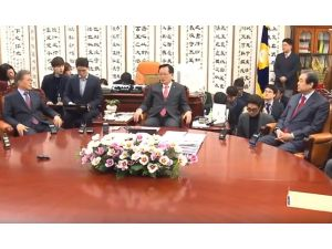 Güney Kore'de gelecek genel seçimlere katılacak adaylar için kayıtlar başladı