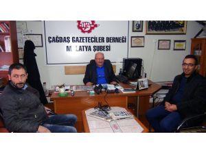 Malatyalı gazeteciler, tutuklu meslektaşları için dayanışma nöbeti tutacak