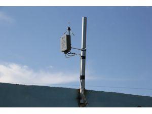Hatay'daki su depolarına kablosuz kontrol sistemi kuruyor