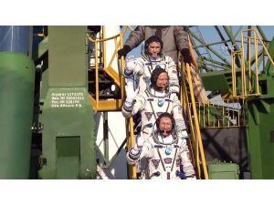İngiliz astronot Uluslararası Uzay İstasyonu'na gidiyor