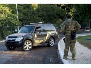 Brezilya'da yolsuzluk operasyonu: Bakan ve milletvekillerine polis baskını