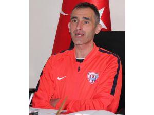 Bandırma Hentbol Gençlik ve Spor Kulübü 1. Lig'e çıkmak istiyor