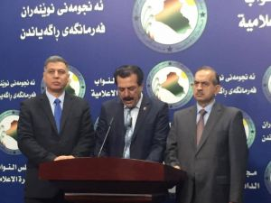 Türkmen milletvekillerinden Bağdat'a PKK tepkisi