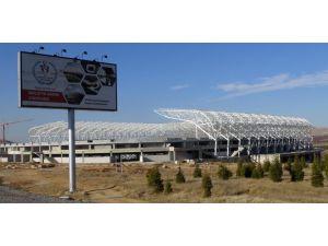 Malatya Arena 2017'de hazır