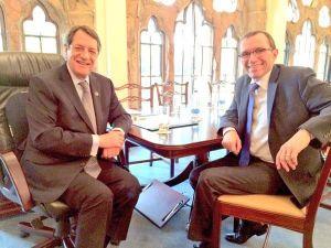 BM Kıbrıs Özel Sekreteri Eide: Garantiler 5'li konferasnta ele alınacak