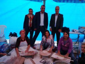 MHP Çukurova İlçe Teşkilatı'ndan kermes