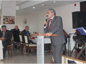 Karaman'da Ziraat Odaları Bilgi Sistemi Tanıtım Toplantısı