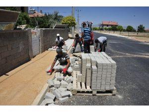 Karaman Belediyesi 8 Ayda 120 Bin Ton Sıcak Asfalt Yaptı