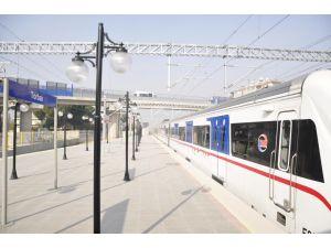 İZBAN Cumaovası-Torbalı hattında elektrikli tren denendi