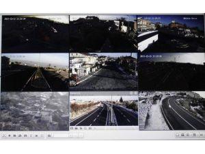 Uçhisar 29 Kamera İle İzlenmeye Başlandı