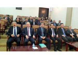 Nevşehir'de İl Su Koordinasyon Toplantısı Yapıldı