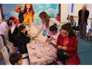 Forum Gaziantep'ten Çocukların Hayal Dünyasına Masalsı Bir Dokunuş