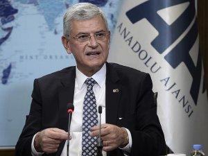 Bozkır: Vize serbestliği için 10 yasa paket halinde sunulacak
