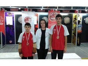 Bozüyük Dart Takımı, Türkiye Kulüplerarası Dart Şampiyonasına Katıldı