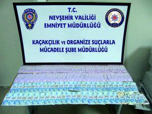 Sahte parayla yakalanan 2 kişi tutuklandı