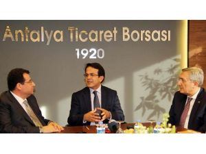 Rusya Krizinden En Çok Etkilenen İl Antalya