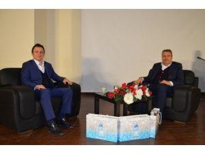 Başkan Çerçi Dost Meclisi'nde