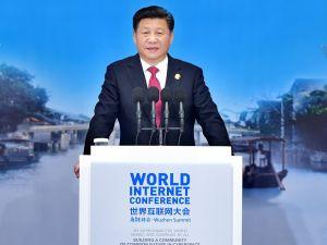 """Çin'den """"internet terörü"""" ve siber suçlarla mücadelede işbirliği çağrısı"""