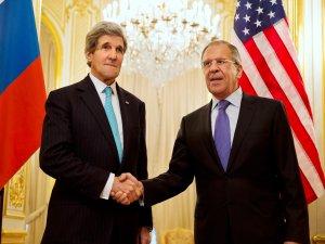 ABD ve Rusya Suriye için prensipte anlaştı