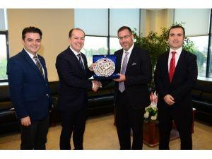 Bursa'da 21 ABD Sermayeli Firma Var