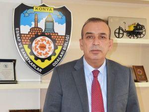 """Karamercan: """"Hükümetin Eylem Planı Esnafımız İçin Önemli"""""""