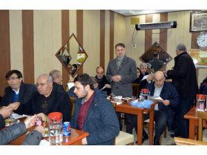 Birlik Vakfı Kütahya Şubesi'nin Yönetim Kurulu Toplantısı