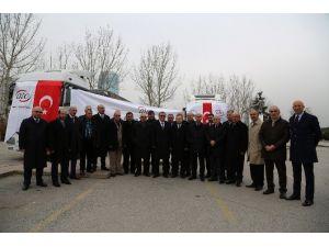 ATO'dan Türkmenlere Yardım Eli