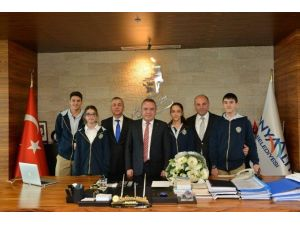 Konyaaltı Belediye Başkanı Muhittin Böcek: