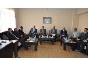 Anadolu İmam Hatip Liseleri Ve Ortaokulları Toplantısı Yapıldı