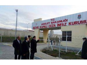 Dört Baro Başkanından Silivri'ye Destek Ziyareti