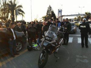 Yol Verme Tartışması Kazayla Sonuçlandı