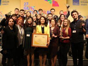Genç İletişimciler Yarışmasında AÜ, 11 Ödül Aldı