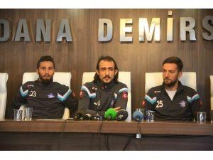 """Adana Demirspor'da Özköylü'ye """"Dön"""" Çağrısı"""