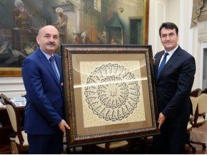 """Dündar'dan Müezzinoğlu'na """"41 Kere Maşallah"""""""