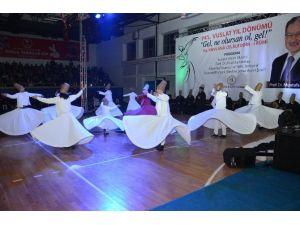 Düzce' Belediyesi'nden Mevlan Etkinliği