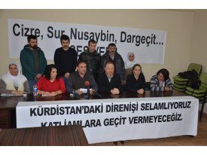 HDP'li Soylu: Güneydoğu'da son beş ayda 200'e yakın insanımız öldürüldü