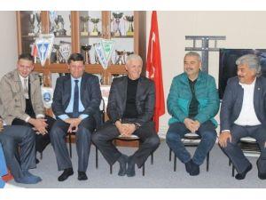 Ödemişspor'da Ercan Ertemçöz Dönemi