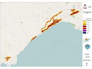 Mersin'in Stratejik Gürültü Haritaları Hazırlandı