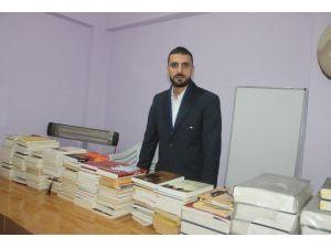 Mardin'de Kitap Toplama Kampanyası Başlatıldı