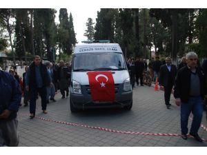 Diyarbakır'da hayatını kaybeden Uzman Çavuş Tarsus'ta defnedildi
