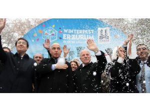 Başkent'te 'Wınterfest Erzurum' Coşkusu