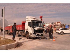Lise Öğrencisi Motosiklet Kazasında Can Verdi