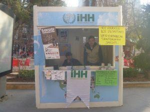Kur'an Kursu Öğrencilerinden Bayır-bucak Türkmenlerine Yardım Kampanyası