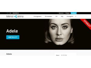 Adele'nin Oslo biletleri 20 dakikada satıldı