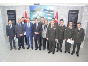 Keçeli'den Emniyet Ve Jandarma Personeline Başarı Belgesi