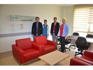 Viranşehir'de Devlet Hastanesi'nde 3 Ünite Daha Açılacak