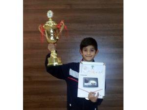 Özel Sanko Okulları Öğrencisinin Satranç Başarısı